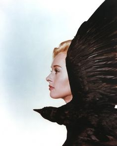 il cerchio verde #hedren #the #birds #hitchcock #film #tippi #movies