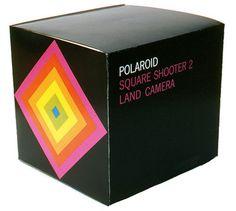 LandCameraSquareShooter2 #packaging #polariod