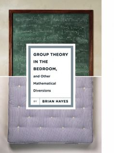 Group Theory in the Bedroom #book cover