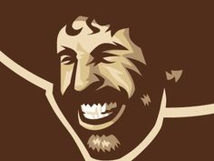 El guapo dribbble #three #illustration #vector #amigos