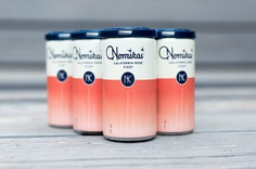 Nomikai Adds A Chic Twist To Rosé In A Can — The Dieline | Packaging & Branding Design & Innovation News