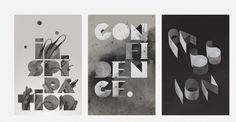 Zune Treatments — Mario Hugo #typography