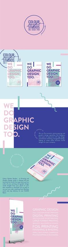 We Do Graphic Design Too.