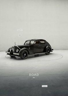 Road Inc. | Gear Patrol #ipad #road #inc #app #car