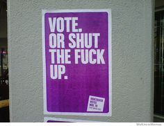#poster #vote #election #purple #type