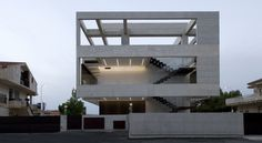 Casa NL_NF by Architrend Architecture