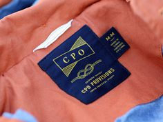 CPO #type #clothing