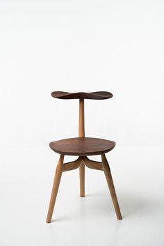 Trialog Chair by Phillip Von Hase #modern #design #minimalism #minimal #leibal #minimalist
