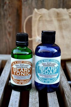 LIFE TIME GEAR: DR K SOAP COMPANY | NATURAL HANDMADE BEARD CARE MADE IN IRELAND #beard #tonic #soap #natural #man