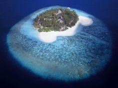 tumblr_ldcbwec00u1qzrblzo1_500.jpg (500×375) #ocean #island