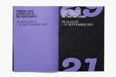 Vrede van Utrecht 2013 : Jamie Mitchell #design #book #dietwee