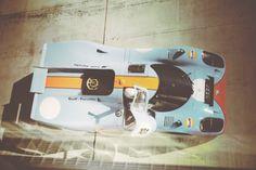WANKEN - The Blog of Shelby White» Atelier Olschinsky Austrian Race Car Photos #photos #car #vintage #racer