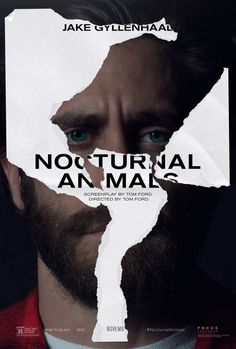 Nocturnal Animals #film #poster #cinema #movie