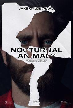 Nocturnal Animals #film #poster #cinema #movie