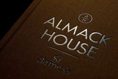 dn&co. | Almack House #print
