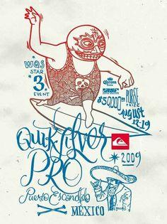 Quiksilver Pro Puerto Escondido 2009