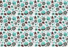 Pattern design on the Behance Network