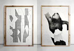 Unwritten #illustration #typography