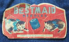 Blog | PTARMAK #packaging #retro #vintage #kittens