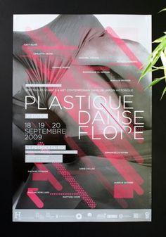 Chevalvert | papier = Plastique Danse Flore #cheval #design #color #poster #type #vert