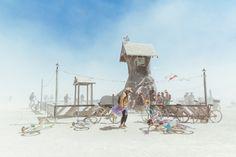 Unreal Burning Man 2015 Photography