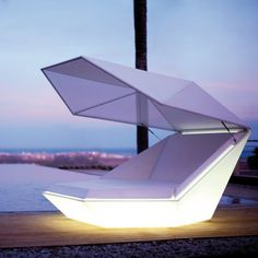 Faz Daybed by Vondom #tech #flow #gadget #gift #ideas #cool