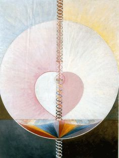 Things that Quicken the Heart: Artist Hilma af Klint (1862 1944) #abstract #sweden #art