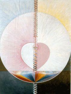 Things that Quicken the Heart: Artist Hilma af Klint (1862 1944) #abstract #sweden #art
