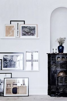 dream house: the artwork / sfgirlbybay #interior design #decoration #decor #deco