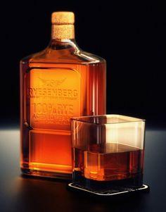 lovely package ryesenberg1 #packaging #glass #alcohol #bottle