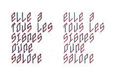 Martin Silvestre - Graphic Design - Web Design and Photography #inspiration #design #graphic #martinsilvestre #typography