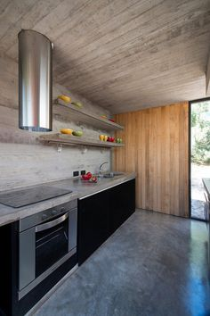 Concrete Weekend Retreat in Buenos Aires, Argentina 7