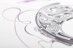 Circle - Buzzsgraphics #buzzsgraphics #graphics #design #illustration #aesthetics #circle