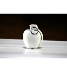 Apple Care Porcelain by Fidia Falaschetti