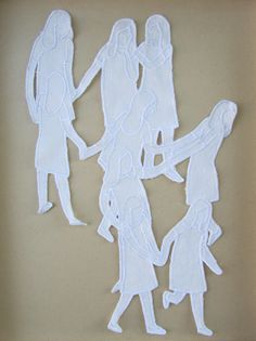 Joana Estrela #illustration #textile #embroidery