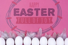 Happy easter day Free Psd. See more inspiration related to Mockup, Template, Typography, Spring, Celebration, Happy, Font, Holiday, Feather, Mock up, Easter, Religion, Egg, Calligraphy, Lettering, Traditional, View, Up, Day, Top, Top view, Joy, Cultural, Tradition, Mock, Seasonal and Paschal on Freepik.
