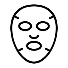 See more icon inspiration related to mask, face, facial, skincare, facial mask, wellness, cosmetics, feminine, beauty and women on Flaticon.