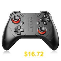 MOCUTE #- #053 #Bluetooth #Game #Controller #Gamepad #- #BLACK