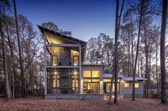 Retirement Retreat by Frederick Frederick Architects