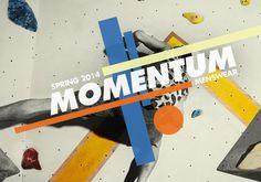 Consumer Industry Trend: Momentum #constructavist #modernist #brand #fashion #logo #bauhaus #climbing