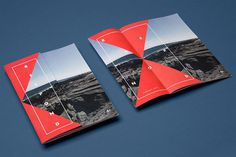 Web Directions Respond #layout #magazine #geometric #photography #brochure #editorial #publication #print design #custom print