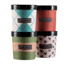 Winter Collection packaging | Thirdperson #packaging #london #nusa #thirdperson #knit #winter