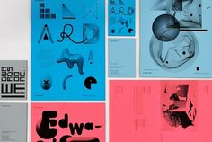 Edwards Moore | COÖP #coop #business #architect #card #shapes #identity #typography