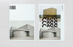 CASS Bureau for Visual Affairs #print #branding