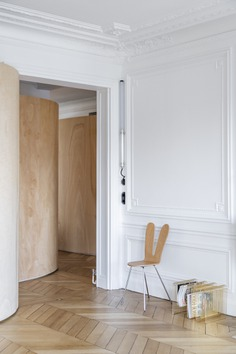 Wood Ribbon by toledano + architects