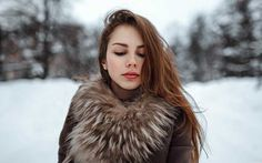 Vibrant Portrait Photography by Averyanov Kirill