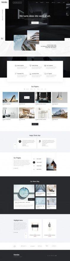 Hender – Architecture & Interior Design Agency