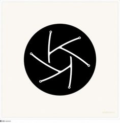 Kerry Pryor Photography logo #logo #photographer #shutter #resinism #kerry pryor photography