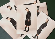 TS AW16 Lookbook | SP–GD