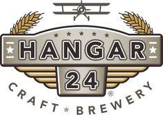 Hangar 24 Craft Brewery Logo #beer #logo